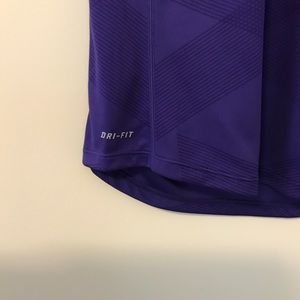 Nike Tops - 💜 Nike Dri- Fit Running Tee